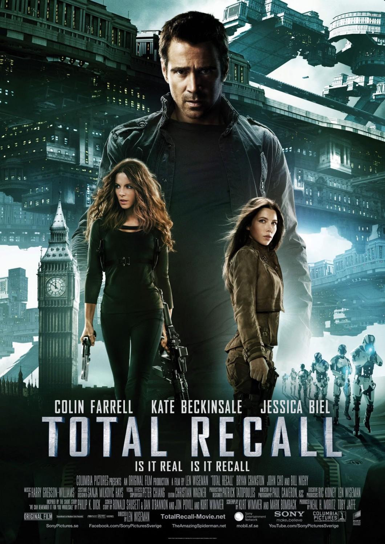 Πόστερ της ταινίας «Ολική επαναφορά (2012) | Total Recall»