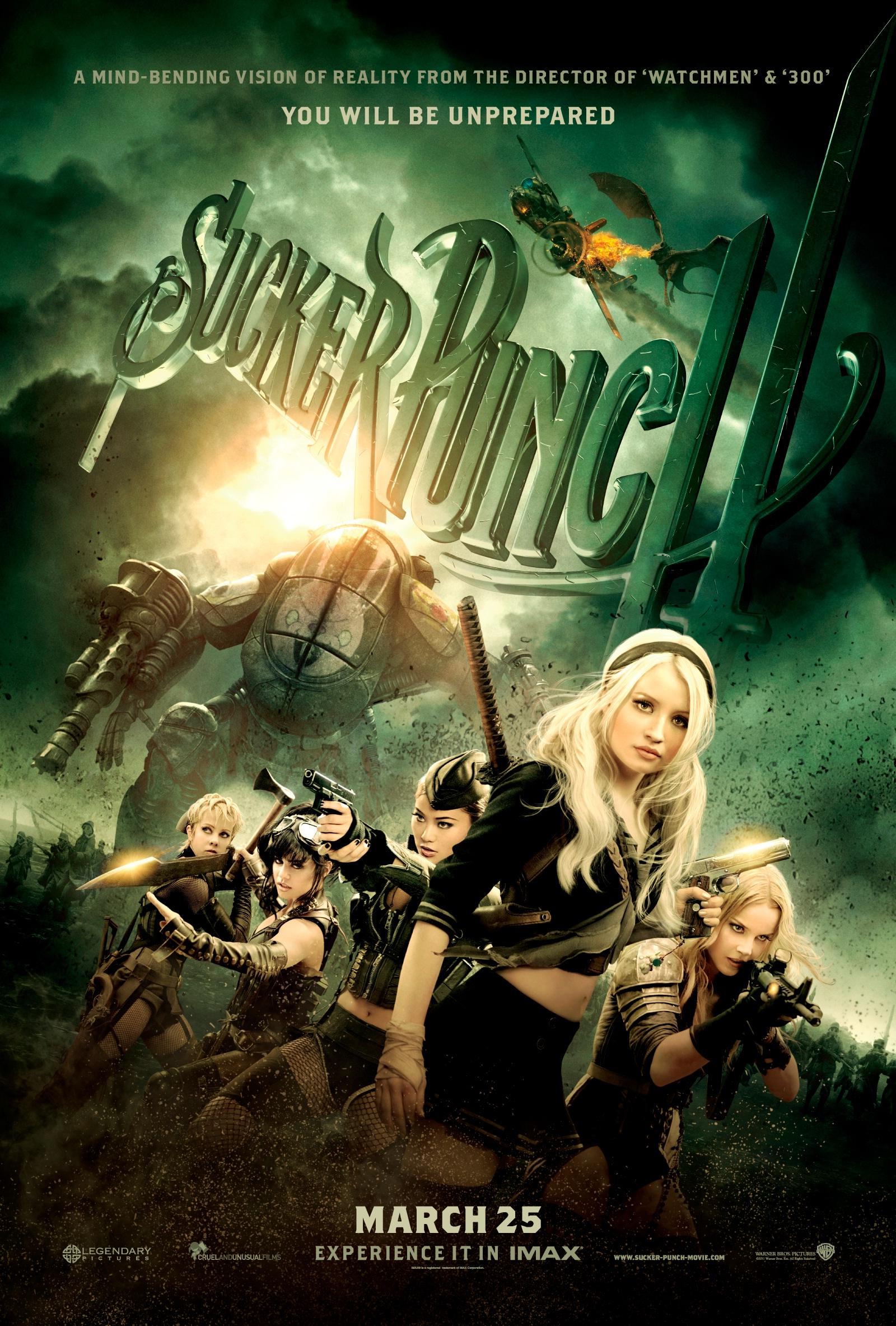 Πόστερ της ταινίας «Sucker Punch (2011)»