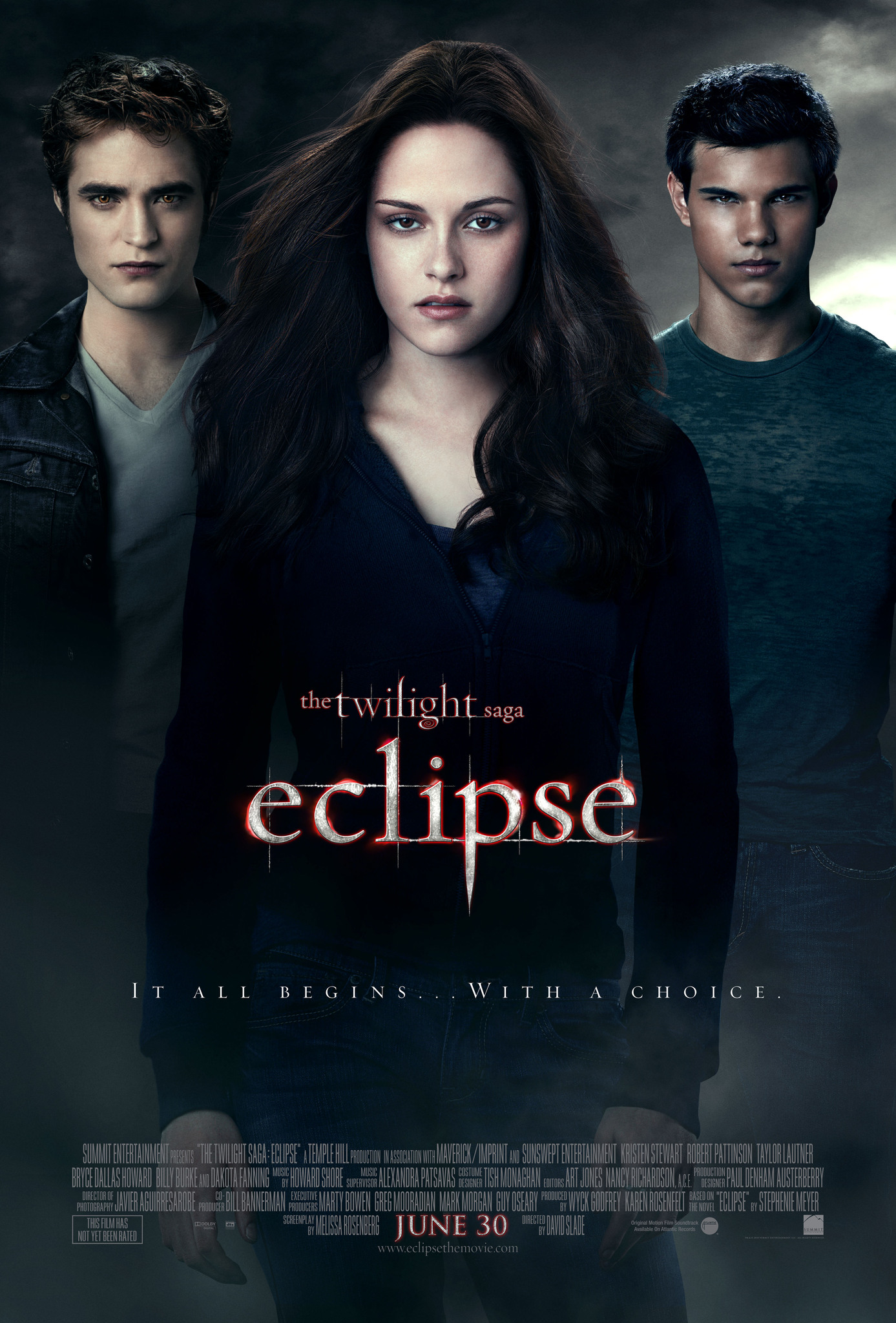 Πόστερ της ταινίας «The Twilight Saga: Eclipse (2010)»