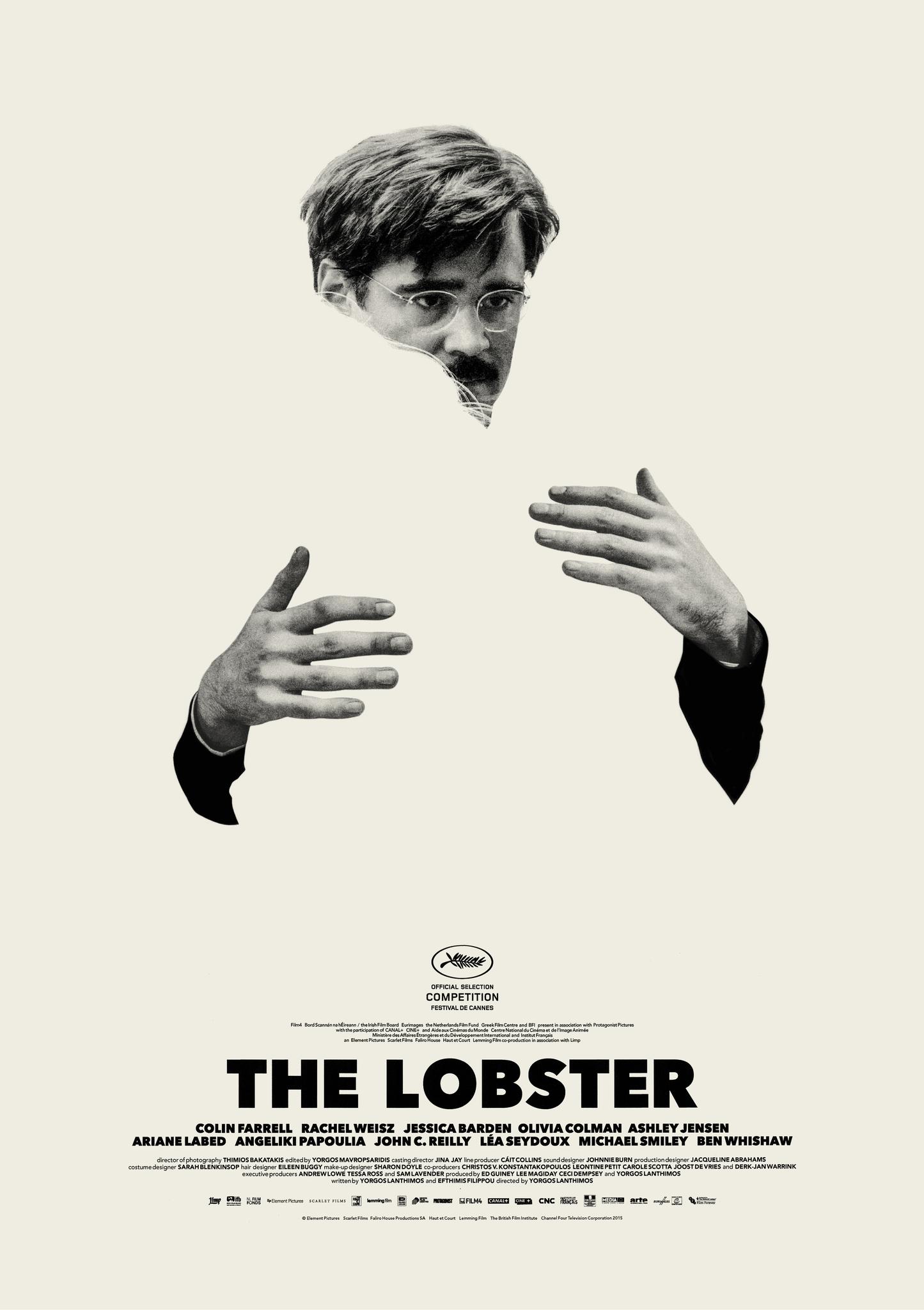 Πόστερ της ταινίας «Ο Αστακός (2015) | The Lobster»