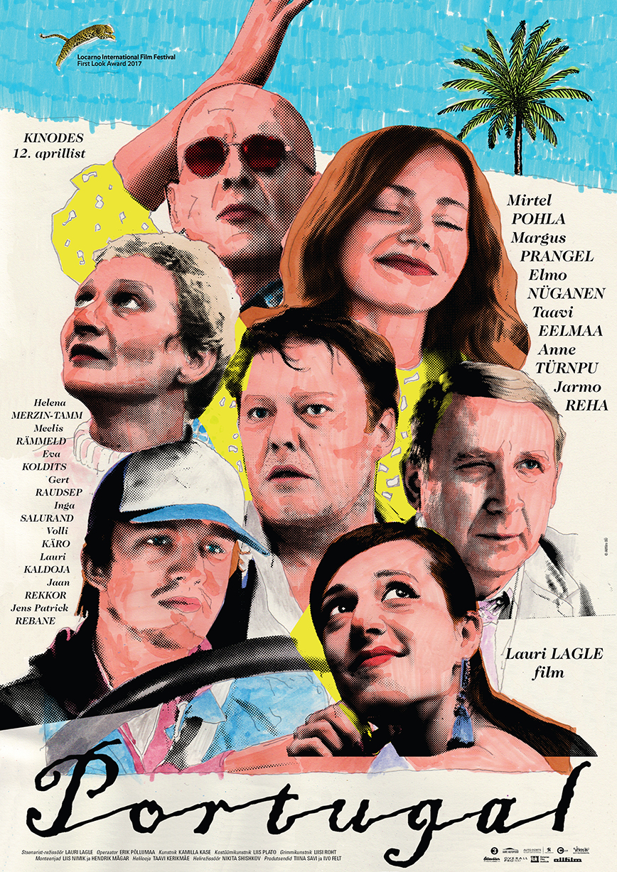 Πόστερ της ταινίας «Portugal (2018)»