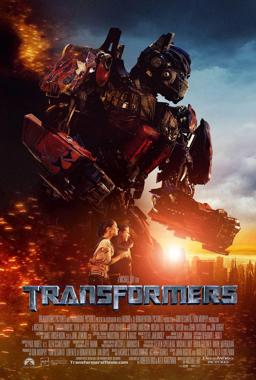 Πόστερ της ταινίας «Transformers (2007)»