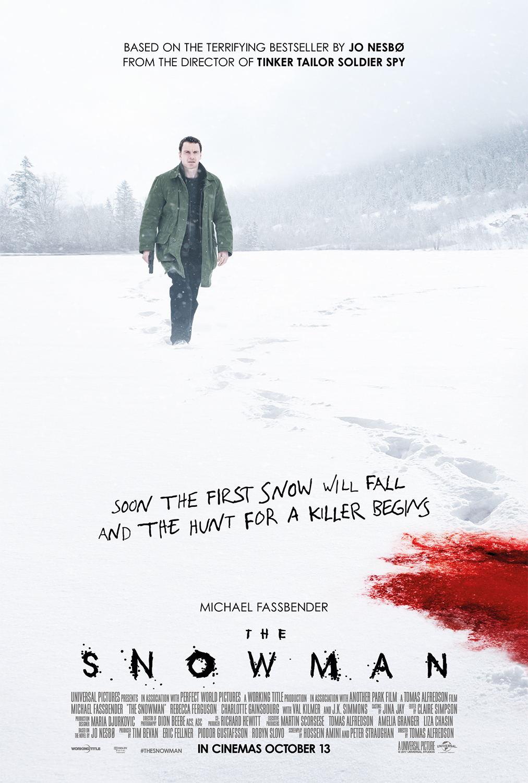 Πόστερ της ταινίας «Ο Χιονάνθρωπος (2017)   The Snowman»