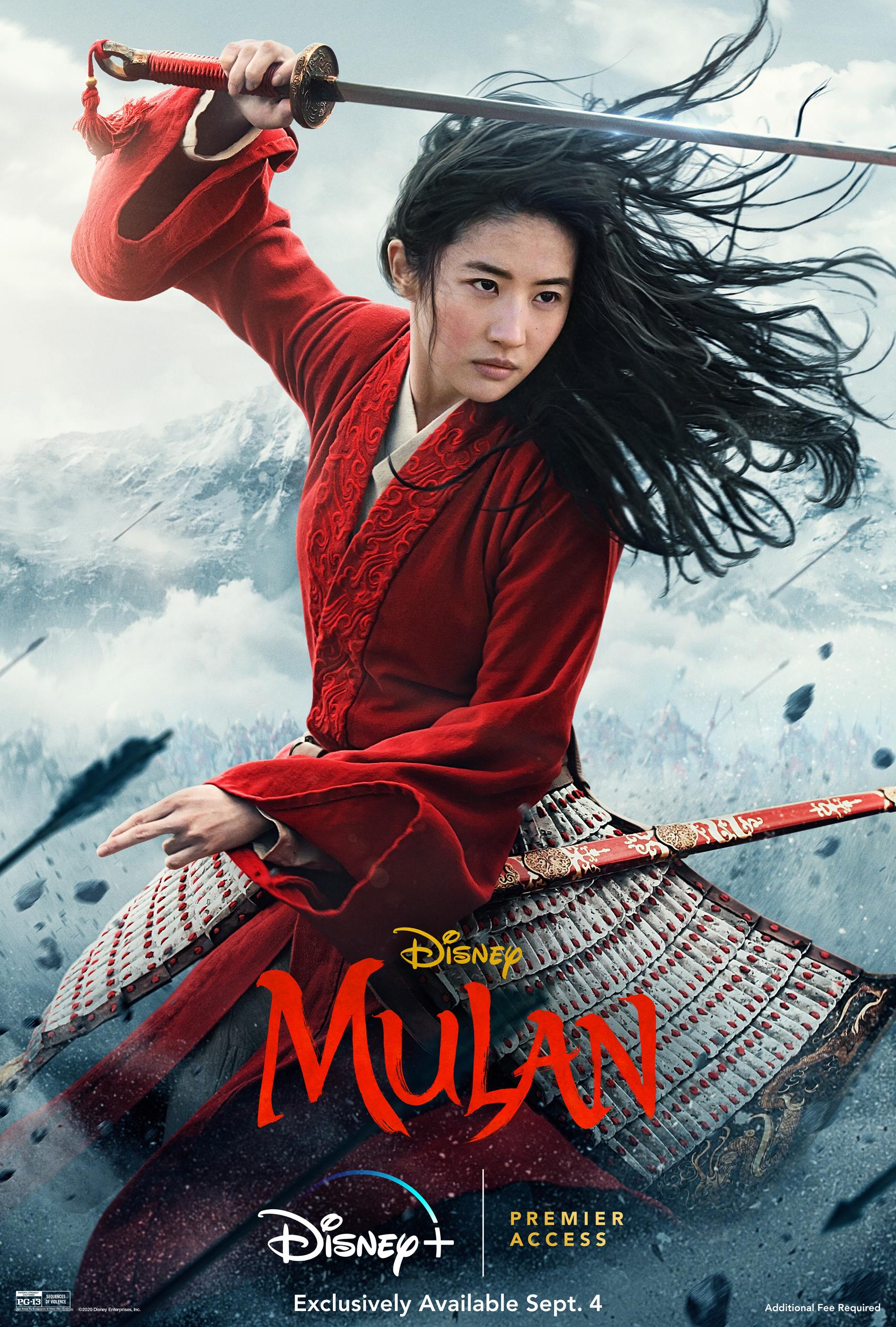 Πόστερ της ταινίας «Μουλάν (2020) | Mulan»