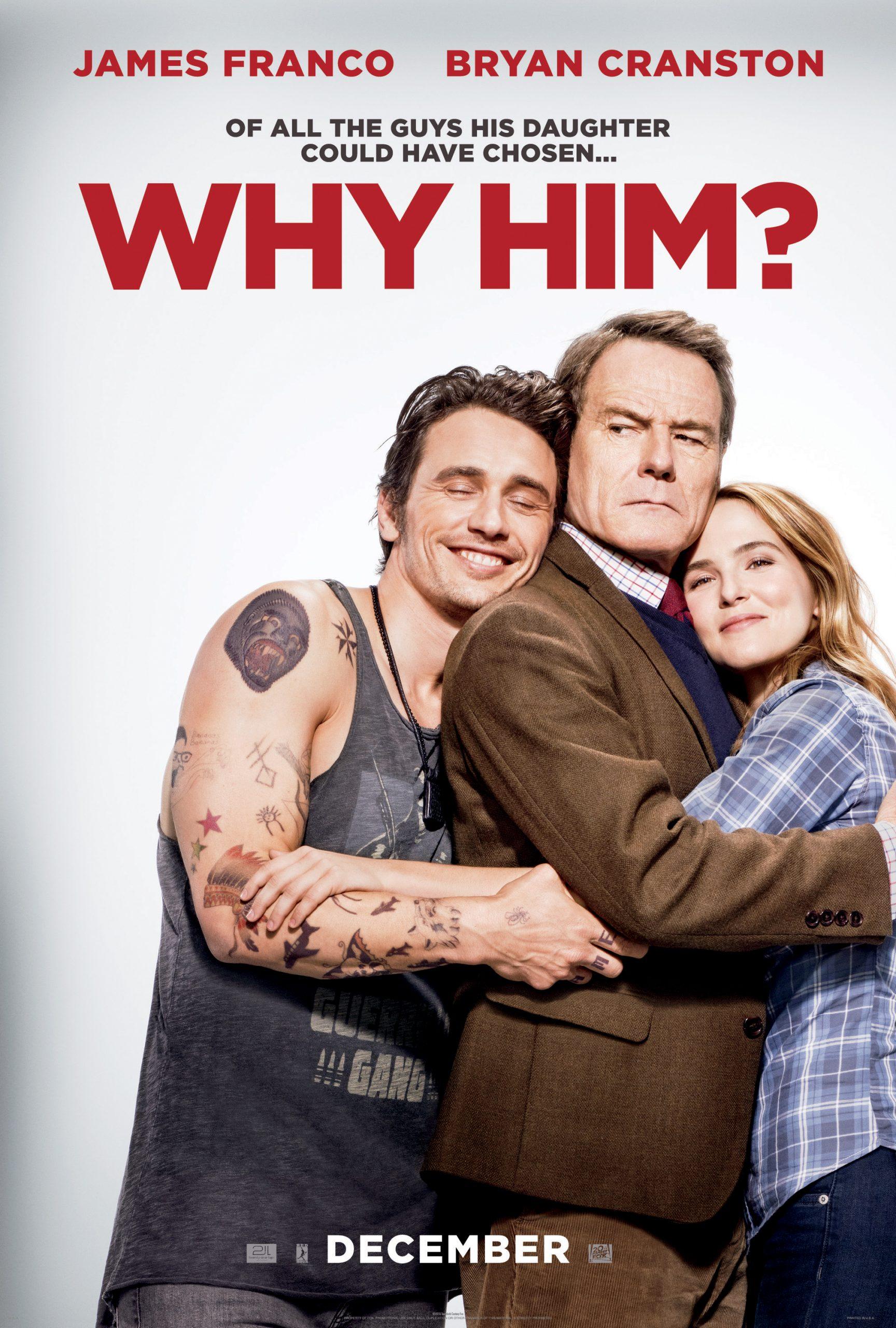 Πόστερ της ταινίας «Γιατί αυτόν; (2016) | Why Him?»