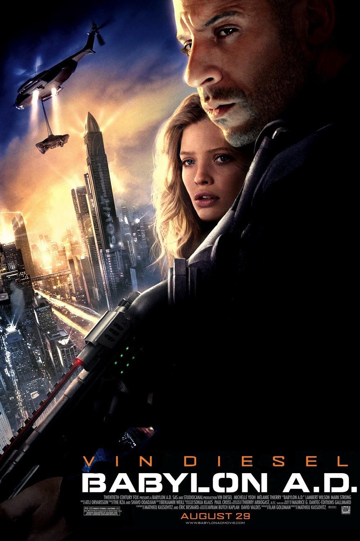 Πόστερ της ταινίας «Babylon A.D. (2008)»