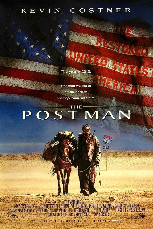 Πόστερ της ταινίας «Ανάμεσα σε 2 κόσμους (1997)   The Postman»