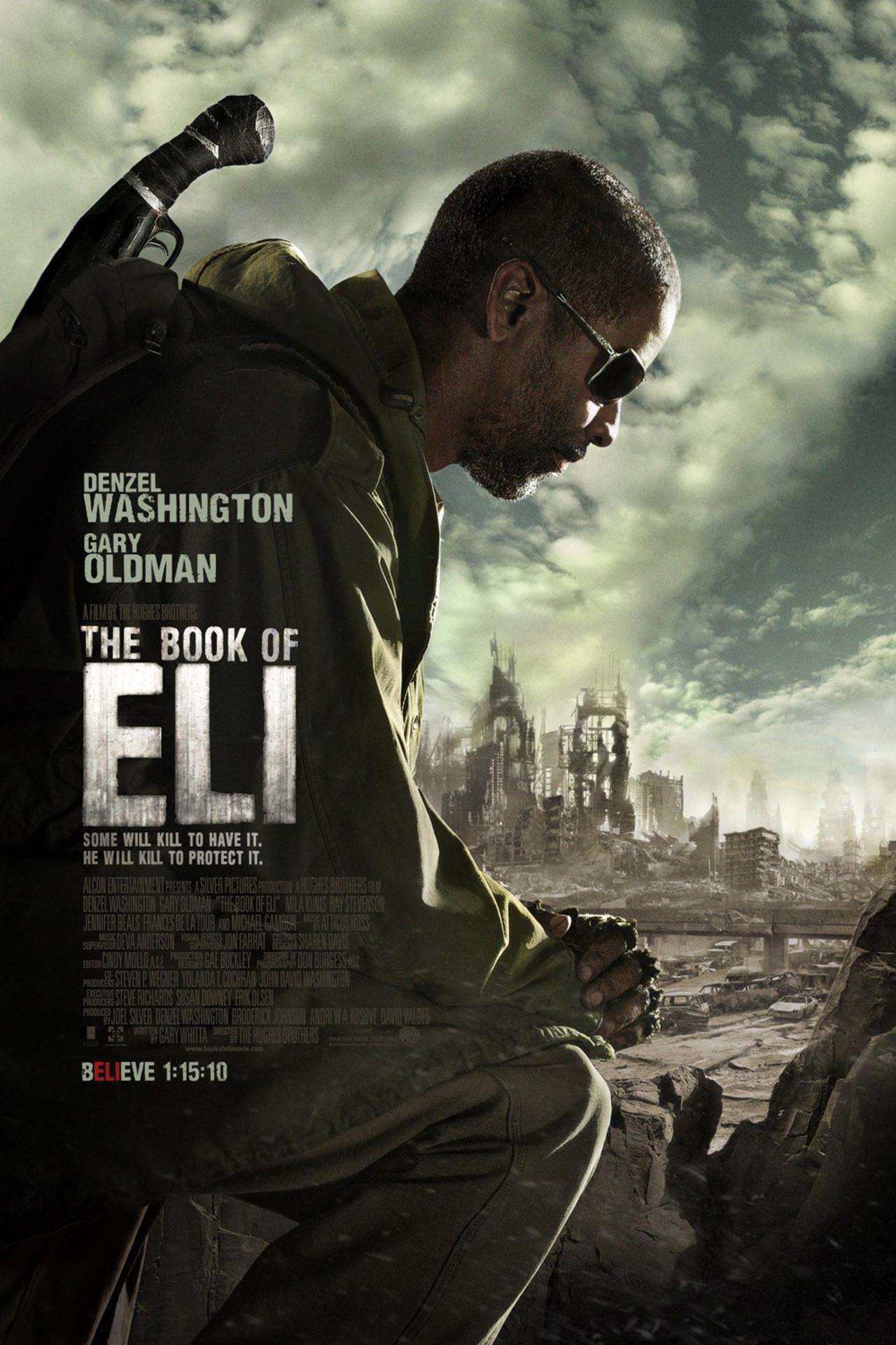 Πόστερ της ταινίας «Ο Εκλεκτός (2010) | The Book of Eli»