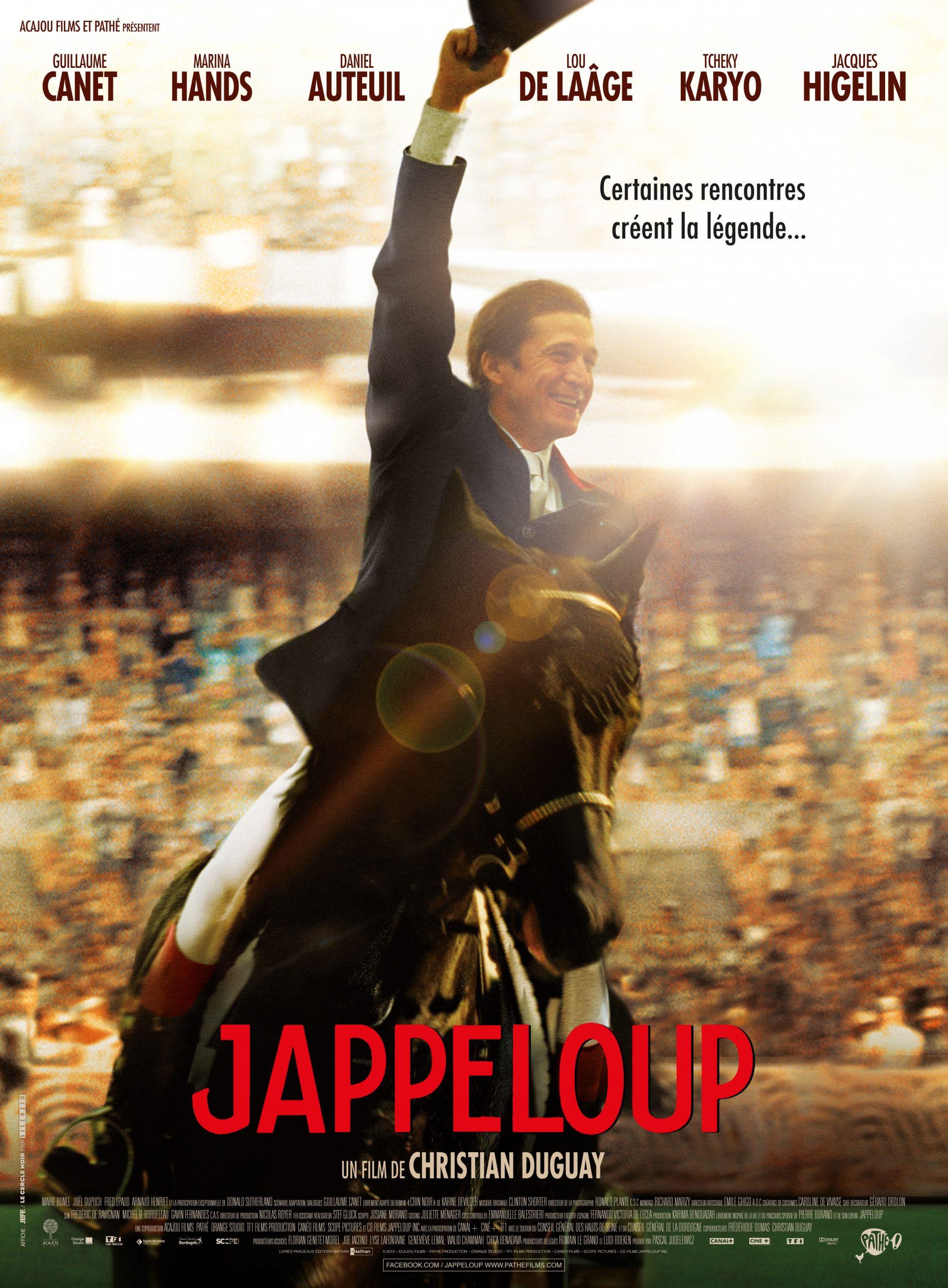 Πόστερ της ταινίας «Jappeloup: Η Ψυχή του Πρωταθλητή (2013)   Jappeloup»