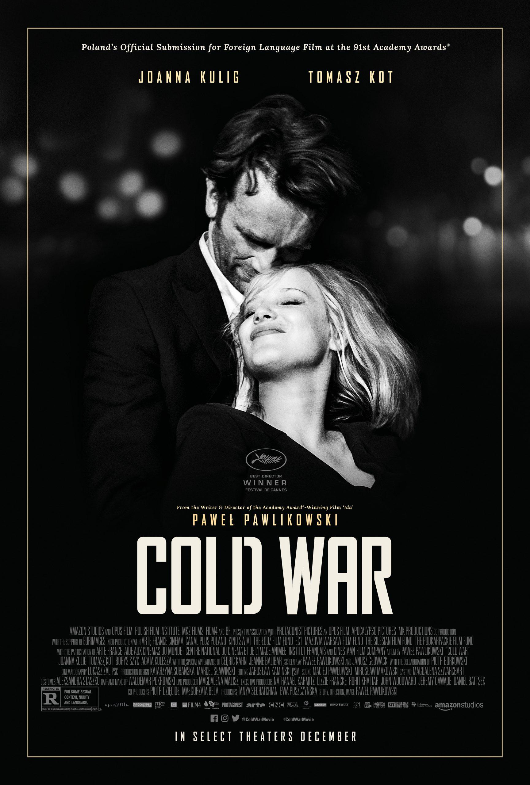 Πόστερ της ταινίας «Ψυχρός πόλεμος (2018)   Cold War»