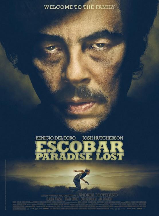 Πόστερ της ταινίας «Χαμένος Παράδεισος (2014) | Escobar: Paradise Lost»