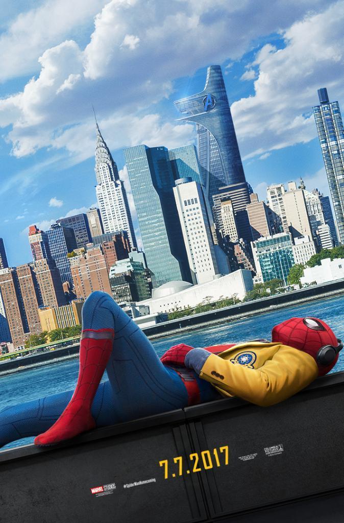 Πόστερ της ταινίας «Spider-Man: Homecoming (2017)»