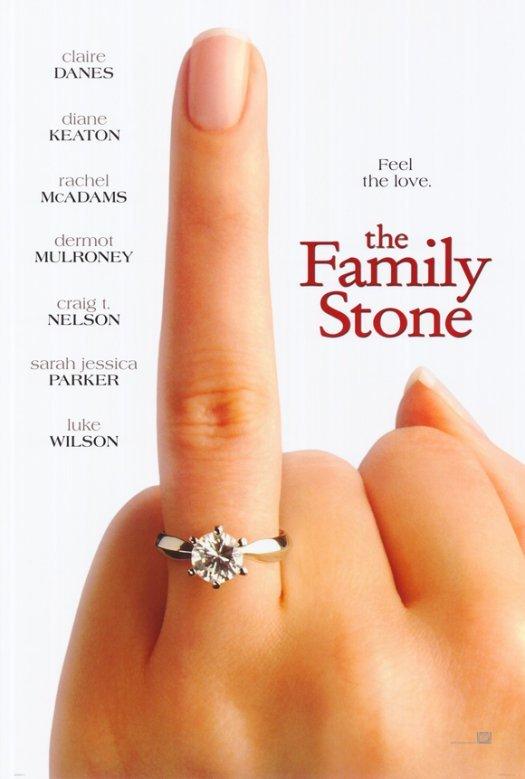 Πόστερ της ταινίας «Η Πέτρα του Σκανδάλου (2005)   The Family Stone»