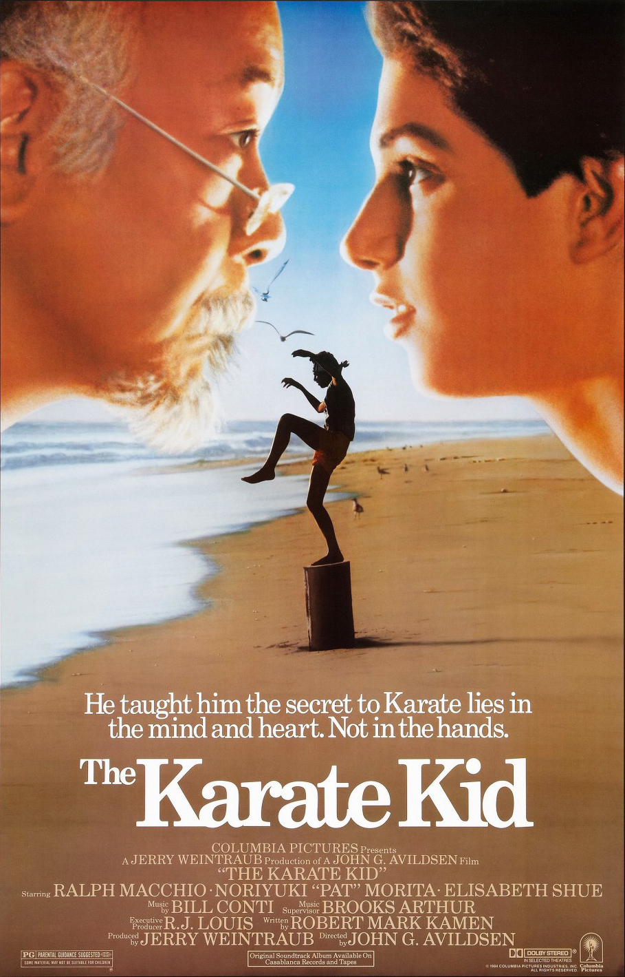 Πόστερ της ταινίας «Καράτε Κιντ (1984) | The Karate Kid»