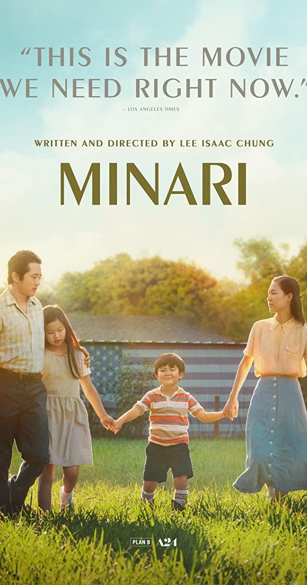 Πόστερ της ταινίας «Minari (2020)»
