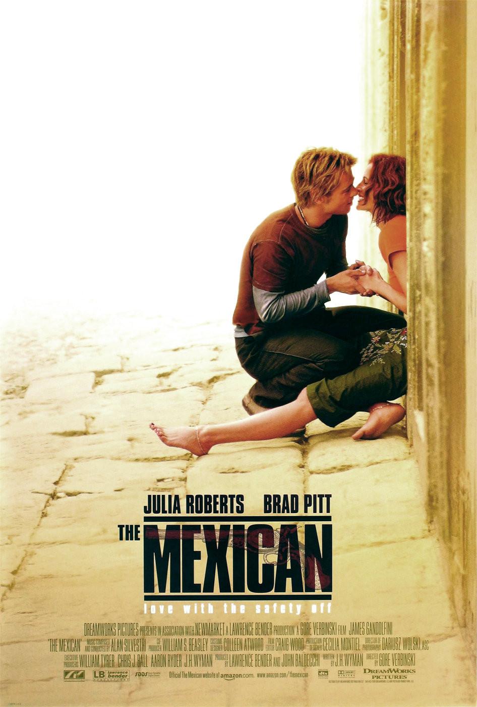 Πόστερ της ταινίας «Ο Μεξικάνος (2001)   The Mexican»