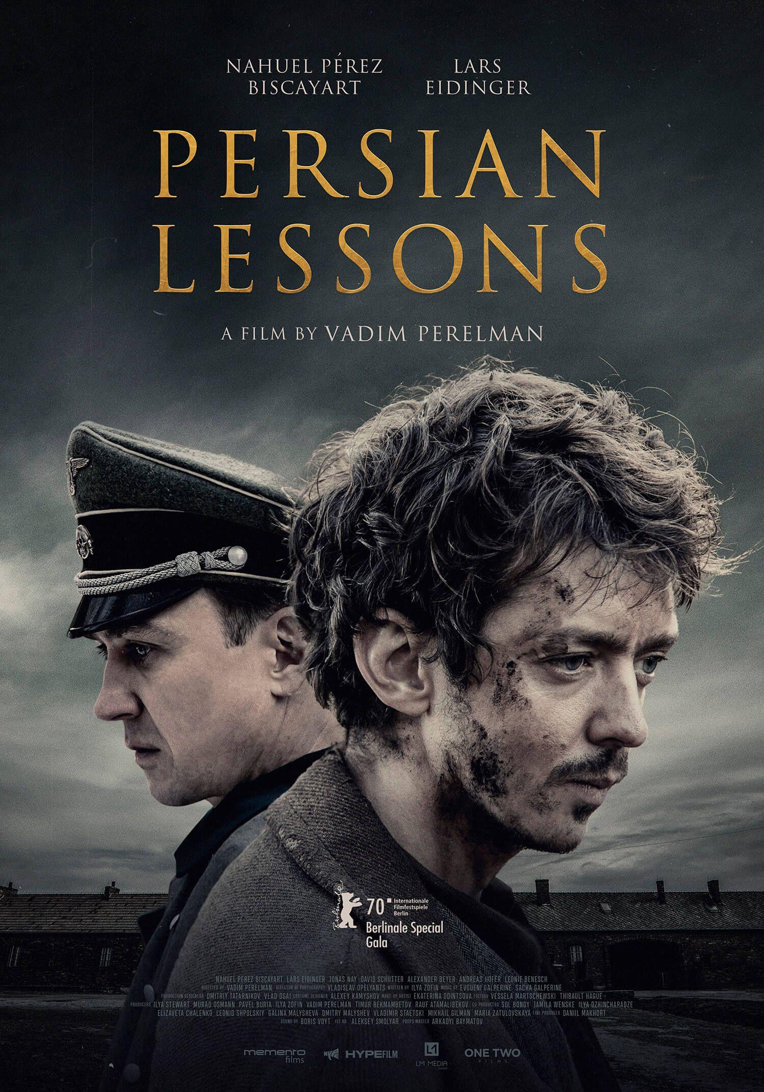 Πόστερ της ταινίας «Μαθήματα Περσικών (2020) | Persian Lessons»