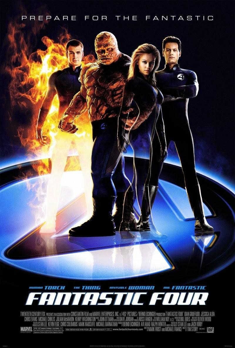 Πόστερ της ταινίας «Οι Τέσσερις Φανταστικοί (2005) | Fantastic Four»