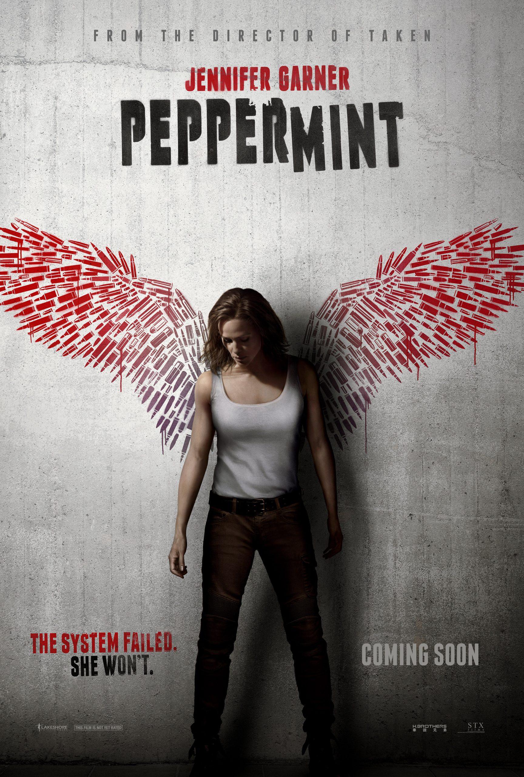 Πόστερ της ταινίας «Peppermint (2018)»