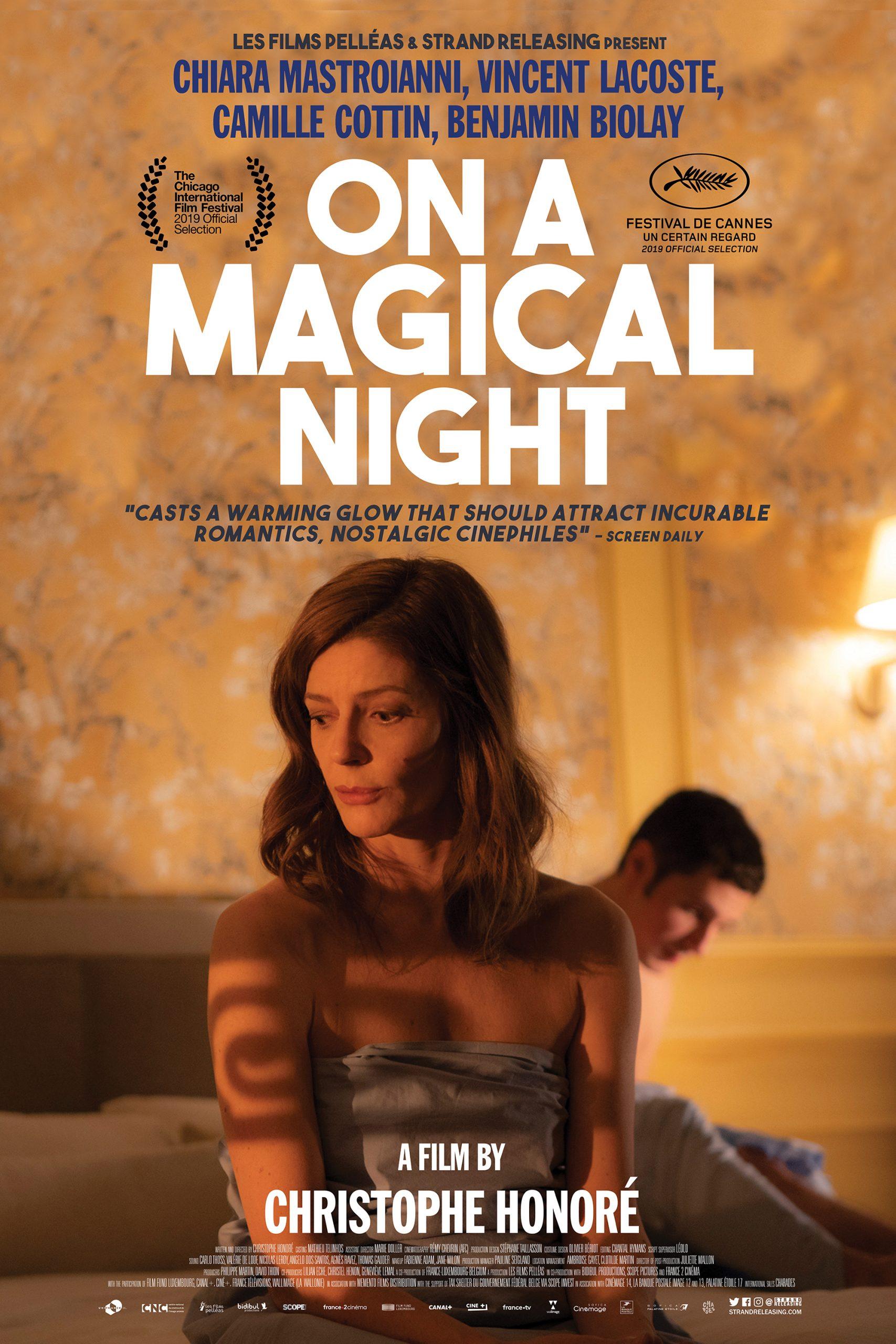 Πόστερ της ταινίας «Μια νύχτα μαγική (2019)»