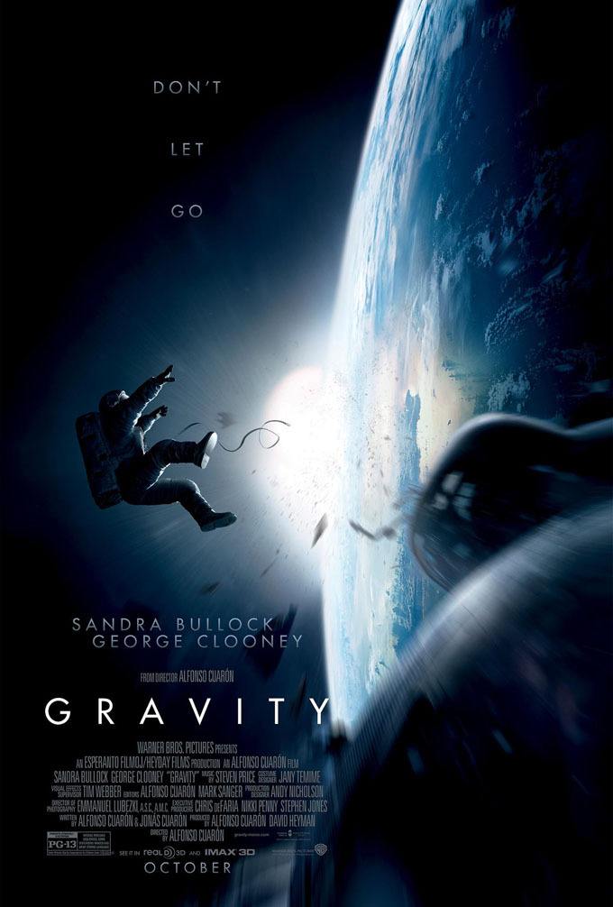 Πόστερ της ταινίας «Gravity (2013)»
