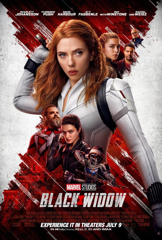 Πόστερ της ταινίας «Μαύρη Χήρα (2021) | Black Widow»