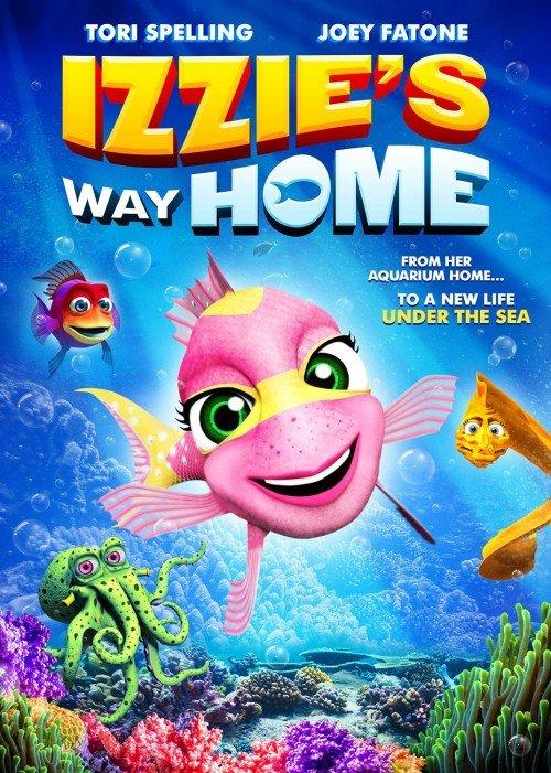 Πόστερ της ταινίας «Ίζυ: Το Μεγάλο Ταξίδι (2016) | Izzie's Way Home»