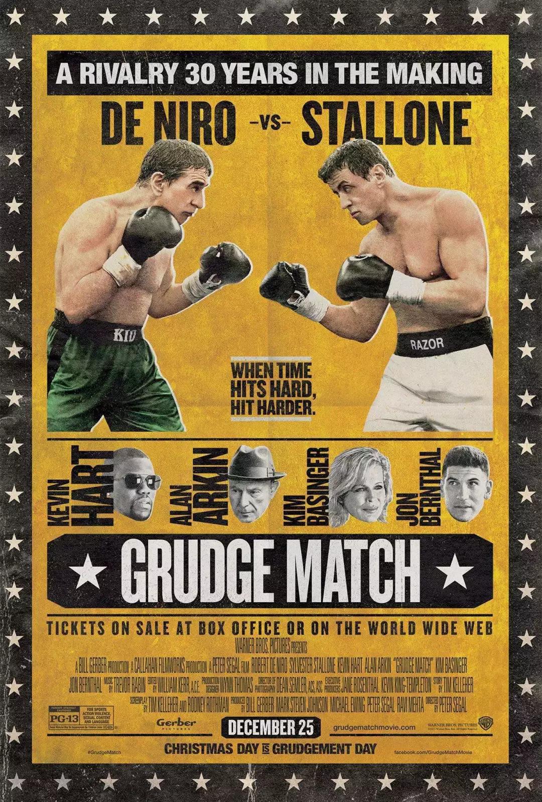 Πόστερ της ταινίας «Επιστροφή στο ρινγκ (2013) | Grudge Match»