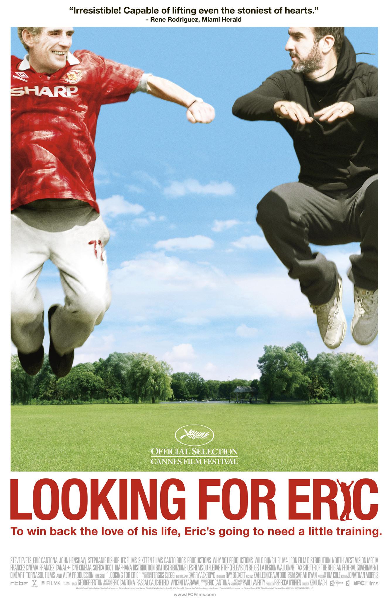 Πόστερ της ταινίας «Αναζητώντας τον Έρικ (2009) | Looking for Eric»