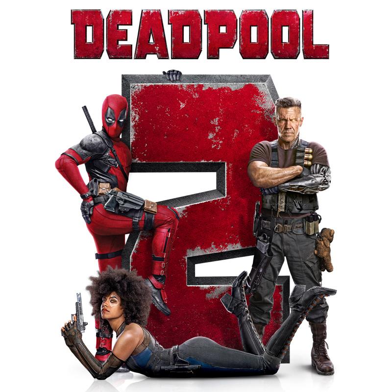 Πόστερ της ταινίας «Deadpool 2 (2018)»