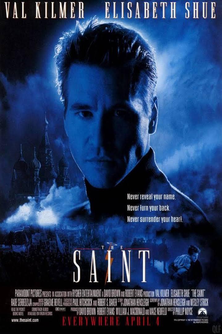 Πόστερ της ταινίας «Ο Άγιος (1997)   The Saint»