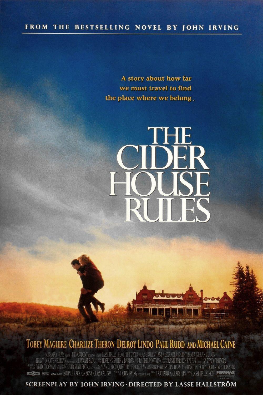 Πόστερ της ταινίας «Θέα στον Ωκεανό (1999) | The Cider House Rules»