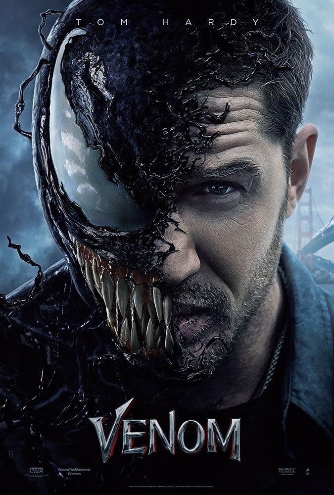 Πόστερ της ταινίας «Venom (2018)»