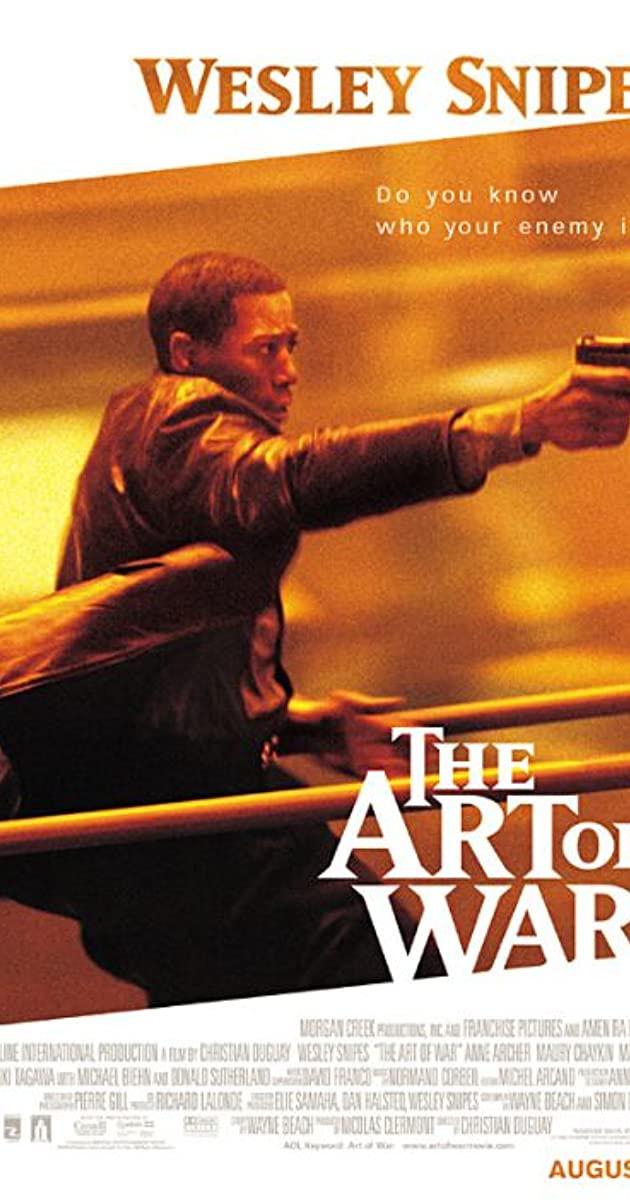Πόστερ της ταινίας «Η Τέχνη του Πολέμου (2000) | The Art of War»