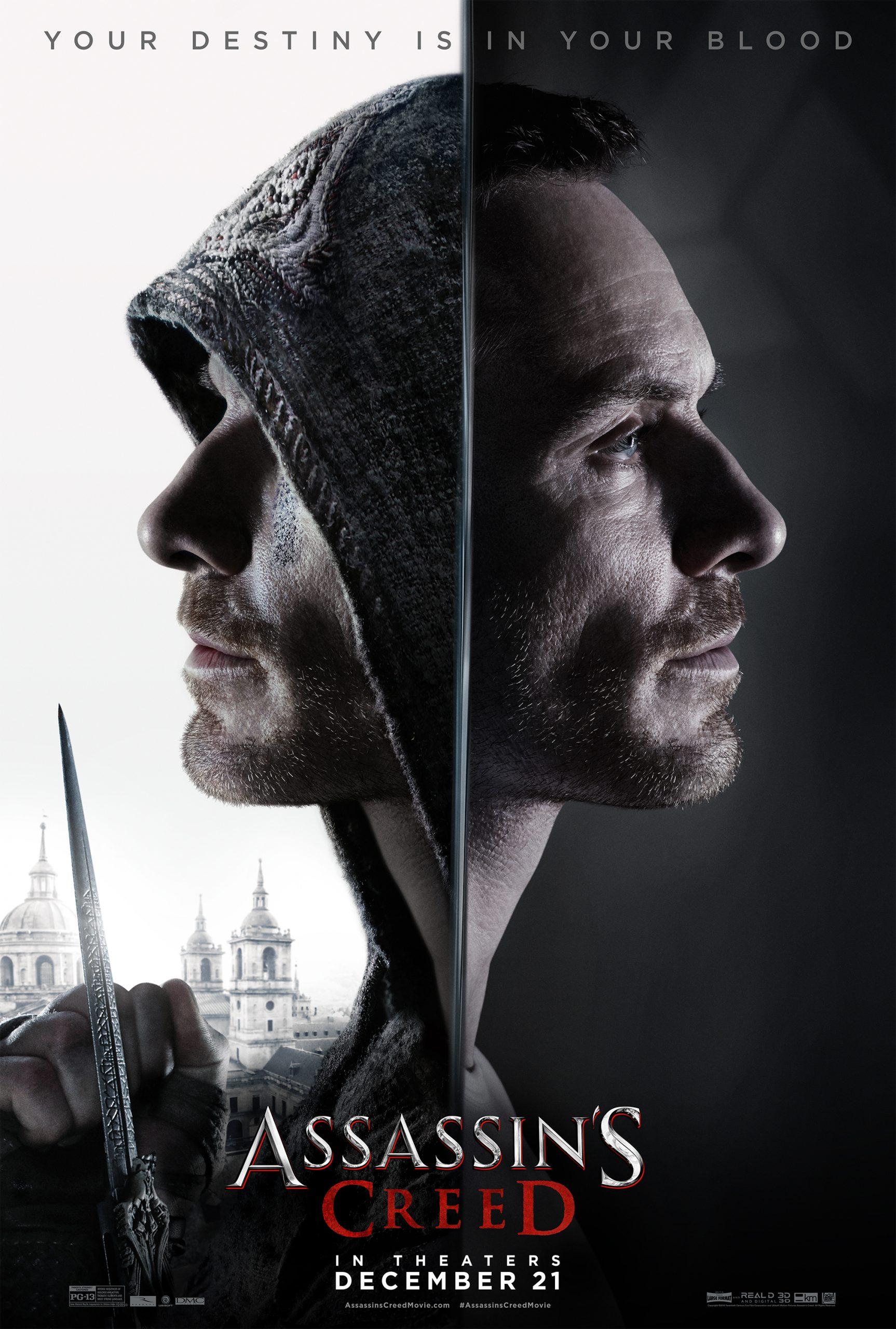 Πόστερ της ταινίας «Assassin's Creed (2016)»