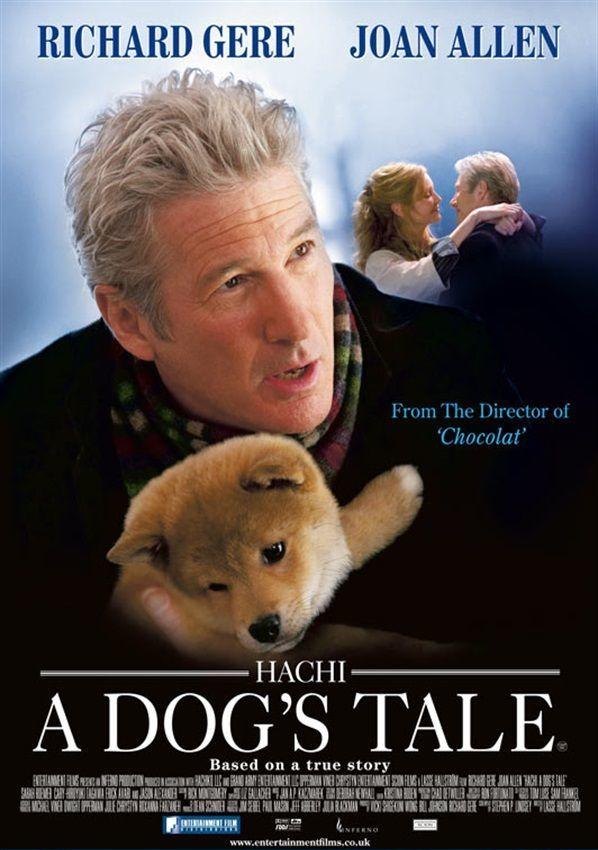 Πόστερ της ταινίας «Hachiko: Η Ιστορία ενός Σκύλου (2009)   Hachi: A Dog's Tale»