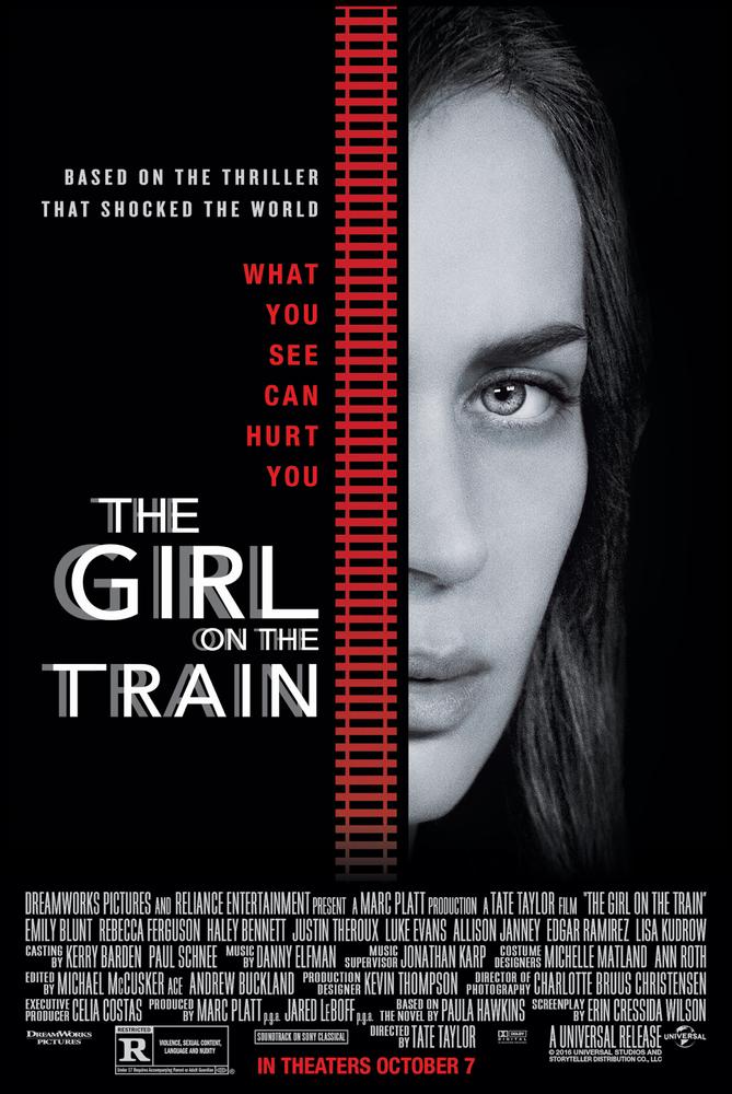 Πόστερ της ταινίας «Το κορίτσι του τρένου (2016) | The Girl on the Train»