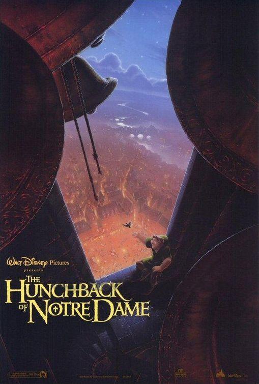 Πόστερ της ταινίας «Η Παναγία των Παρισίων (1996) | The Hunchback of Notre Dame»