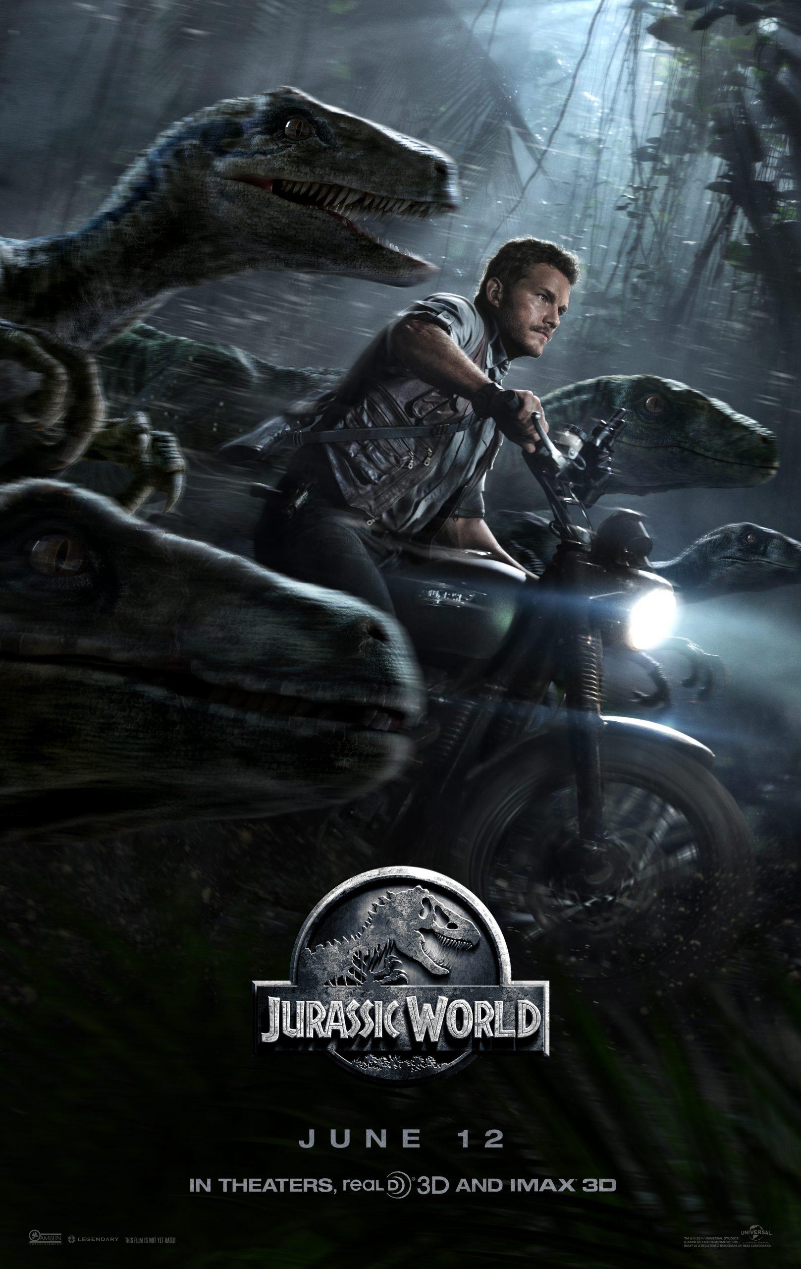Πόστερ της ταινίας «Jurassic World (2015)»