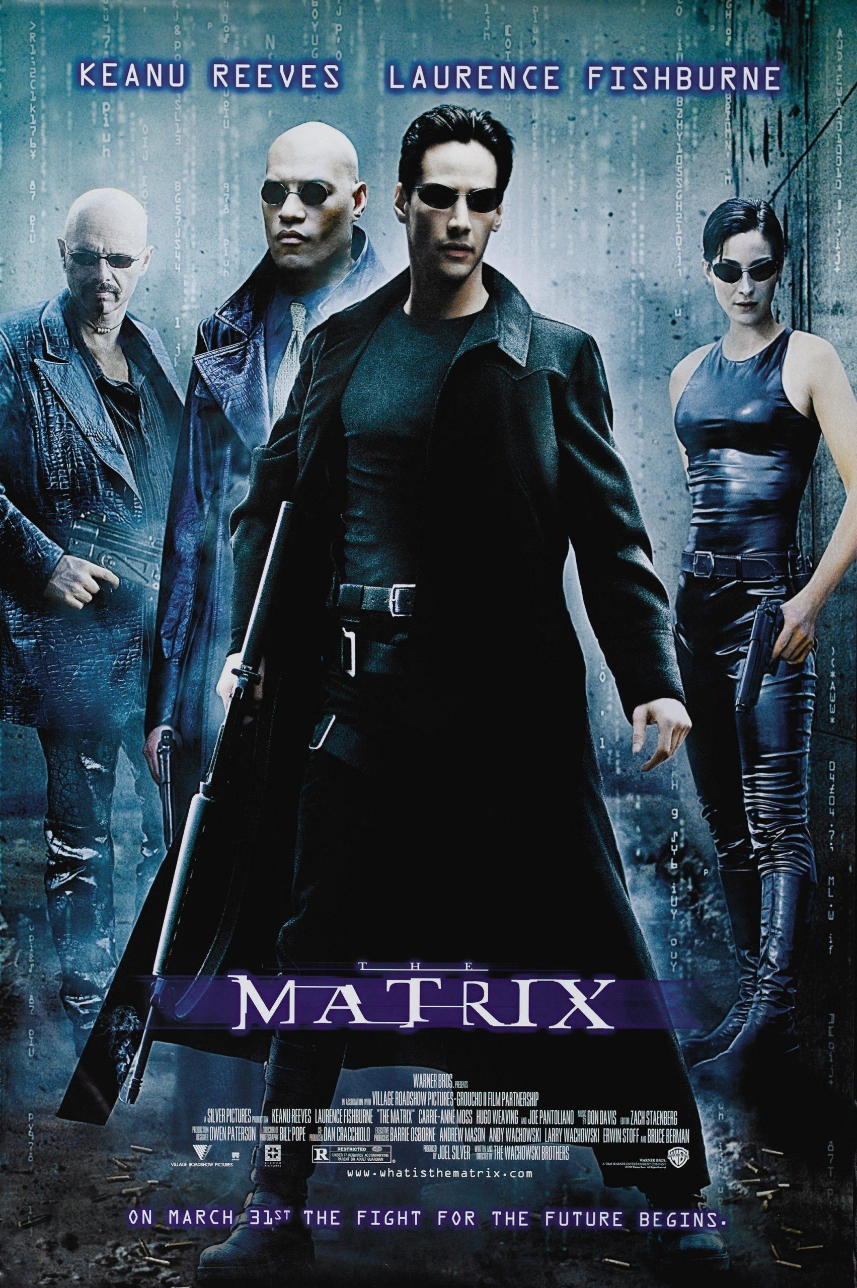 Πόστερ της ταινίας «The Matrix (1999)»