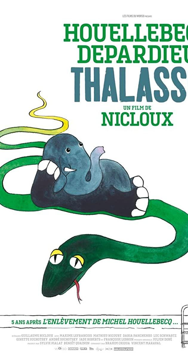 Πόστερ της ταινίας «Θαλασσοθεραπεία (2019)   Thalasso»