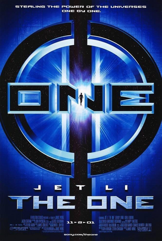 Πόστερ της ταινίας «Ένας και μοναδικός (2001)   The One»