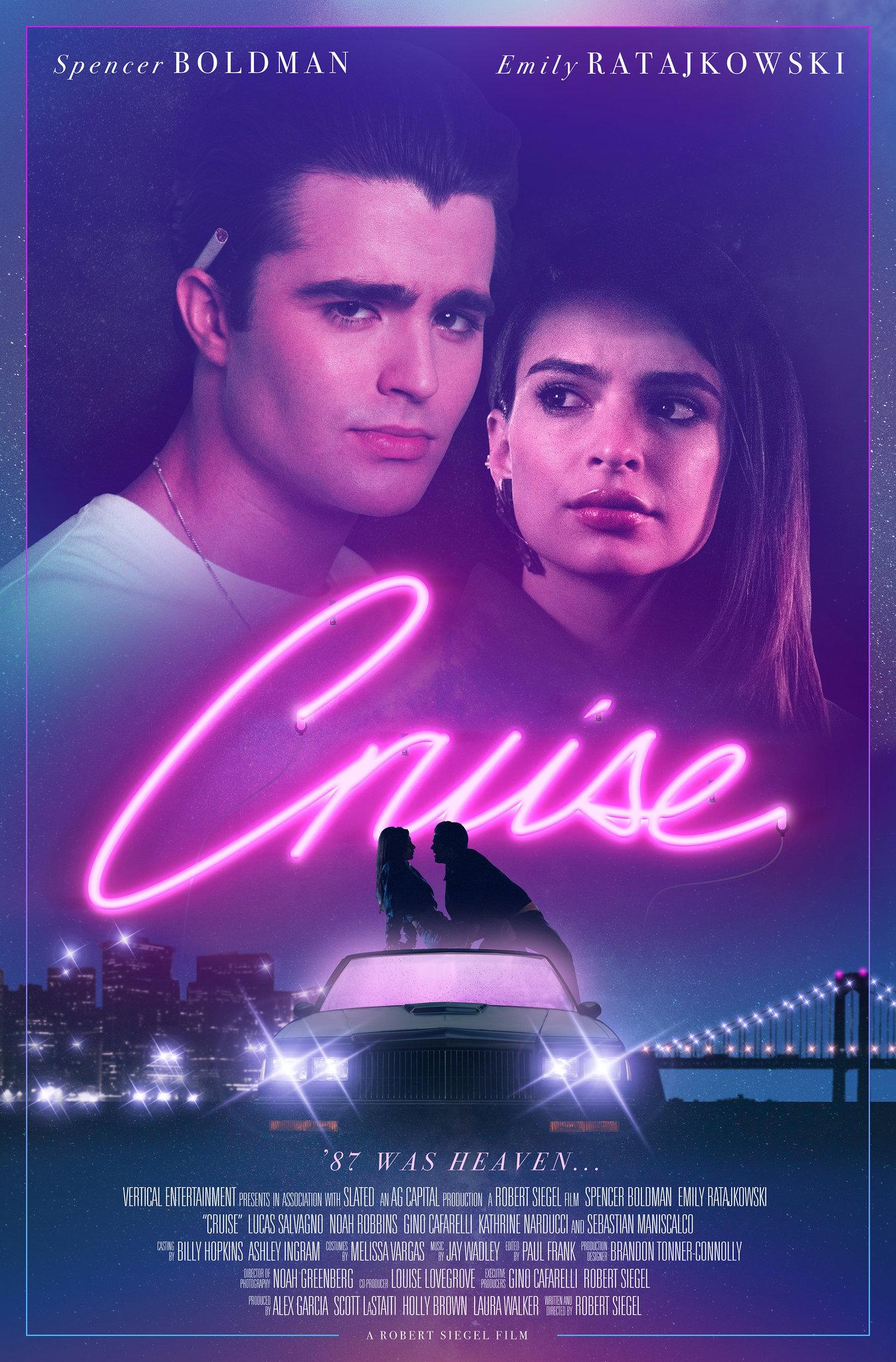 Πόστερ της ταινίας «Cruise (2018)»
