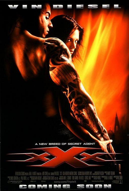 Πόστερ της ταινίας «xXx: Ο Απόλυτος Πράκτορας (2002) | xXx»