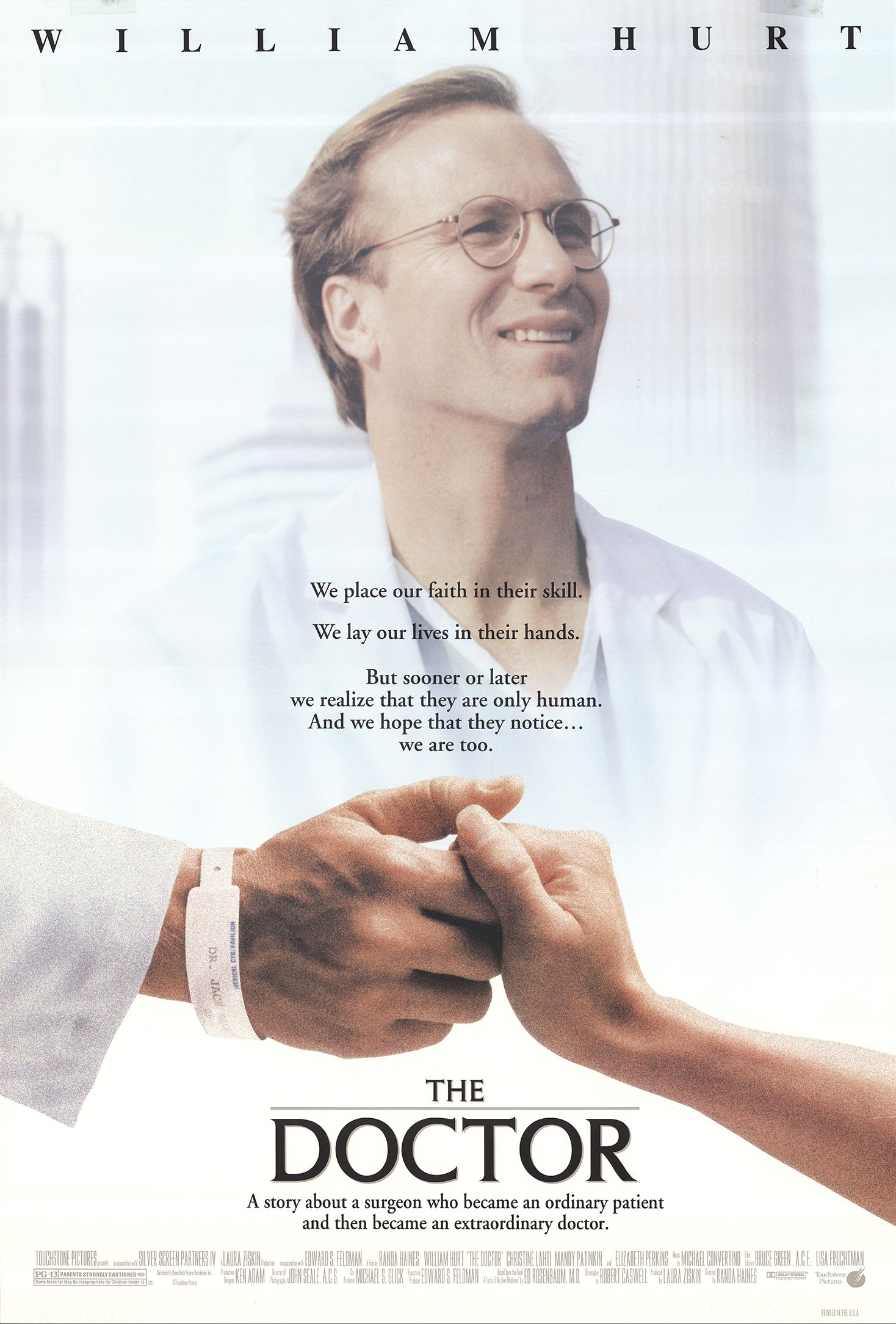Πόστερ της ταινίας «Καλημέρα Ζωή (1991)   The Doctor»
