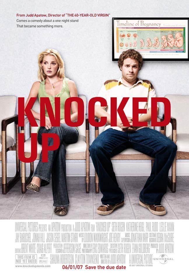 Πόστερ της ταινίας «Με την Πρώτη (2007) | Knocked Up»