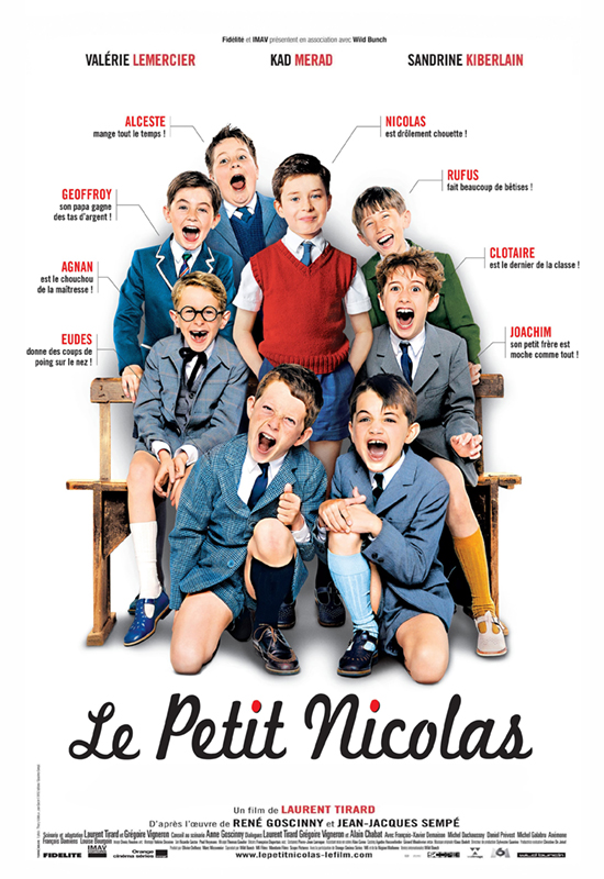 Πόστερ της ταινίας «Ο Μικρός Νικόλας (2009)»