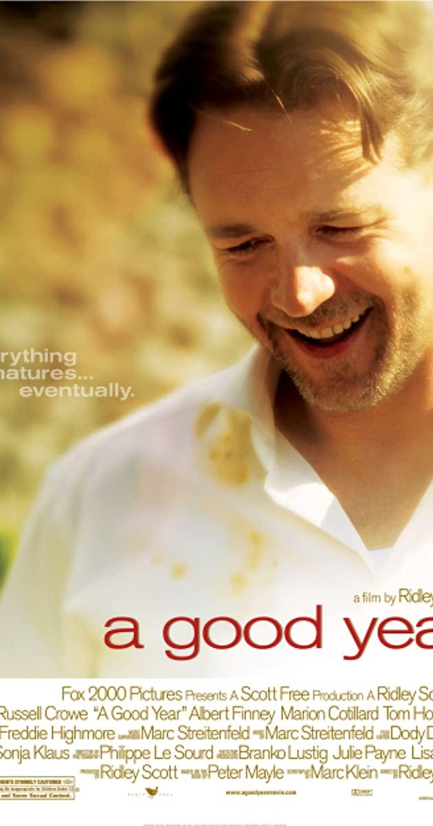 Πόστερ της ταινίας «Μια Καλή Χρονιά (2006) | A Good Year»