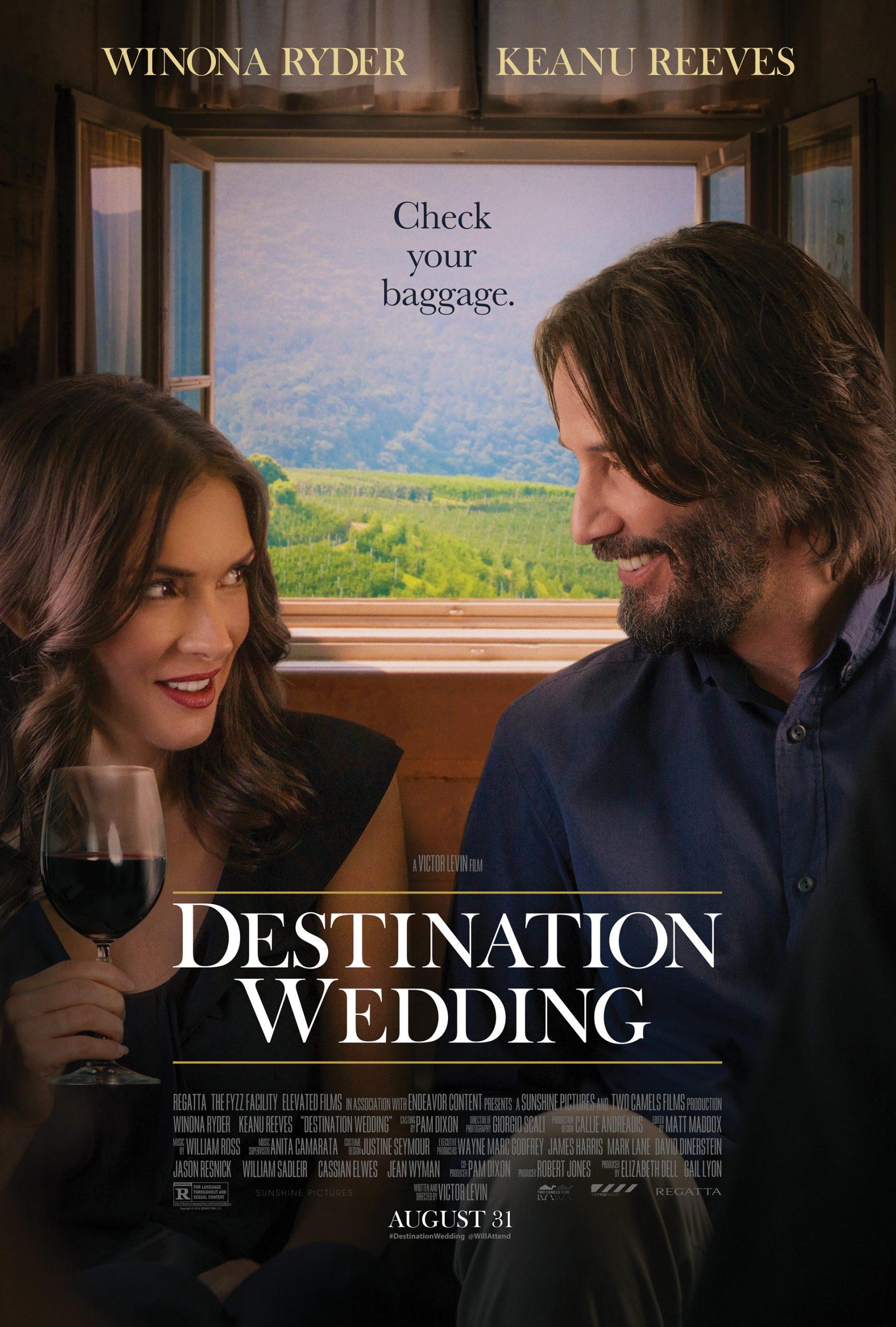 Πόστερ της ταινίας «Πρόσκληση σε Γάμο (2018) | Destination Wedding»