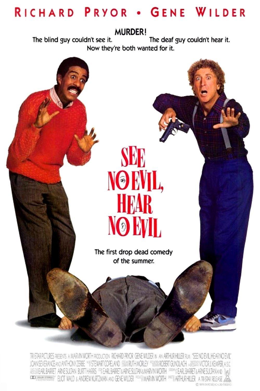 Πόστερ της ταινίας «Δεν Βλέπω Τίποτα, Δεν Ακούω Τίποτα (1989)»